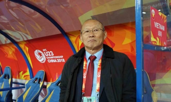 Động thái bất ngờ của thầy Park trước trận quyết chiến với U23 Australia