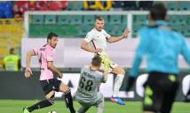 Hạ gục Palermo, Roma đòi lại ngôi nhì bảng