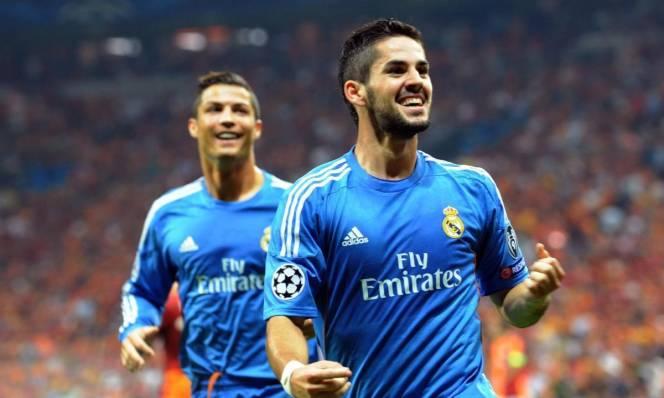 'Siêu nhân' Isco - Người đe dọa vị trí chính thức của Ronaldo ở Real Madrid