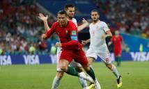 Ronaldo nói gì sau khi chính thức bị loại khỏi World Cup 2018?