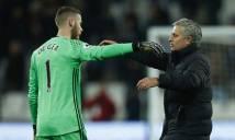 Mourinho mâu thuẫn với De Gea, Real đang 'mở cờ trong bụng'?