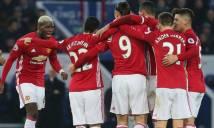 Lập kỷ lục điểm số, Man Utd vẫn hít khói Liverpool trên BXH bóng đá Anh