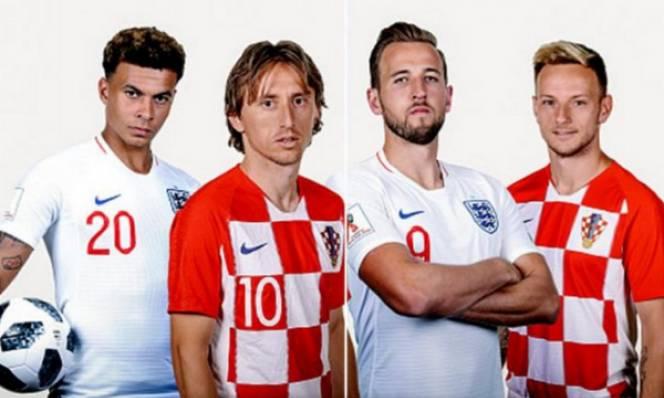 01h00 ngày 12/7, Croatia vs Anh: Vũ khí nguy hiểm từ tình huống cố định