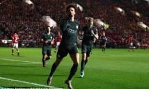 KẾT QUẢ Bristol - Man City: 'Chàng David' không sợ hãi, rượt đuổi kịch tính
