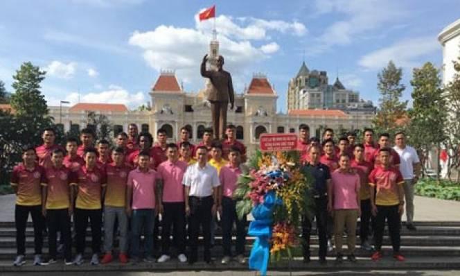 Sài Gòn FC và nỗi lo về ngoại binh
