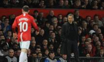 Rooney tiếp tục bị Mourinho