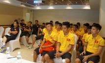 Các cầu thủ U19 Việt Nam nói gì trước trận gặp Nhật Bản?