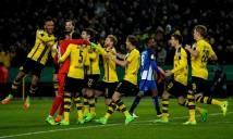 Dortmund cùng Hertha đi vào lịch sử bóng đá