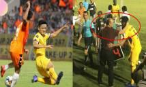 Dự khán trận đấu giữa Đà Nẵng và SLNA, HLV Park Hang-seo đã chấm thêm 1 trung vệ nữa cho ĐTVN