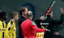 Bóng đá Đức được phép thay 4 cầu thủ trong 1 trận đấu