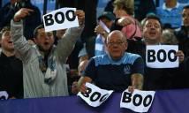Fan Man City có thể tự do la ó bài hát Champions League