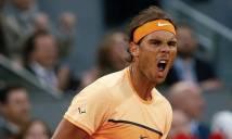 Nadal và con đường bảo vệ ngôi vương đầy chông gai