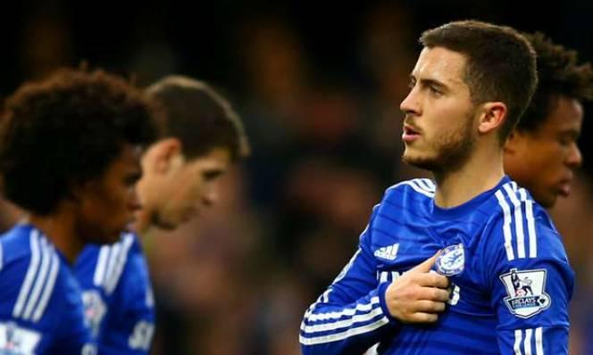 Tự tin trở lại, Hazard thách thức Premier League