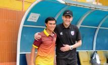 Vừa ra mắt, nhà vô địch AFF Cup đã có thắng lợi đầu tay cùng Sài Gòn FC