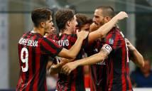 Trước vòng 1 Serie A 2017/18: AC Milan - Gã khổng lồ hồi sinh