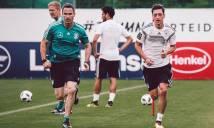 Tin nhanh World Cup 8/6: Tin mới nhất về chấn thương của Ozil; Eriksen trở lại sau khi