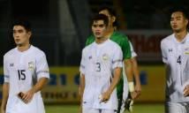 U21 Thái Lan thảm bại trước U21 Yokohama tại giải U21 Quốc tế 2017