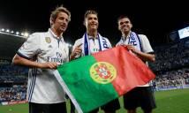 Thêm một cầu thủ Bồ Đào Nha nữa bị