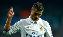 Tiết lộ thời điểm Real bán Ronaldo