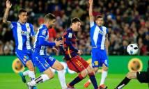 Nhận định Espanyol vs Barcelona 03h00, 18/01 (Tứ kết lượt đi - Cúp Nhà Vua Tây Ban Nha)