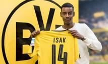 CHÍNH THỨC: Dortmund chiêu mộ thành công 'Ibra mới'