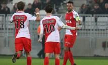 Falcao tiếp tục tỏa sáng, Monaco tạm lên đỉnh Ligue 1