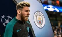 Man City hỏi mua Messi với giá kỷ lục