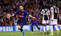 Juventus - Barca: Nguy hiểm rình rập