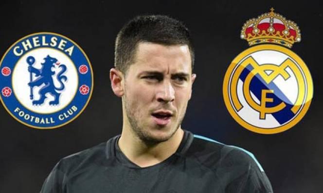 Real không đoái hoài Hazard vì Rodrygo sắp đến