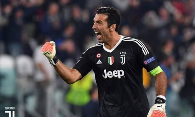 NÓNG: Buffon chính thức nói lời chia tay Juventus ở tuổi 40