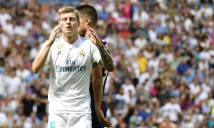 Toni Kroos báo tin buồn cho Real