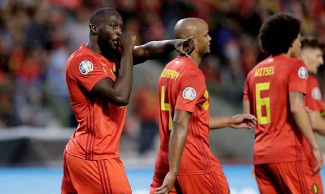 Lukaku tỏa sáng với cú đúp, Bỉ vượt qua Scotland với chiến thắng 3 sao