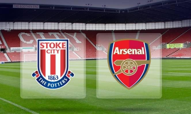 Stoke City vs Arsenal, 23h30 ngày 13/05: Hành trình đòi lại top 4