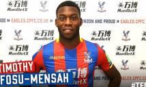 Sao trẻ M.U được cho tu nghiệp tại Crystal Palace