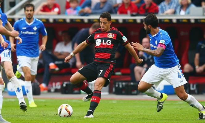 Bayer Leverkusen vs Darmstadt, 21h30 ngày 5/11: Sư tử tỉnh giấc