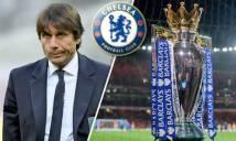 Với Chelsea, chỉ 6 chiến thắng nữa là đủ