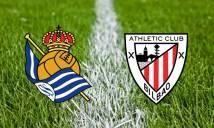 Real Sociedad vs Athletic Bilbao, 18h00 ngày 12/03: Ba điểm nhọc nhằn