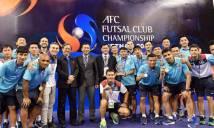 Hết bóng đá, chủ nhà Malaysia lại chơi đòn bẩn với Futsal Việt Nam