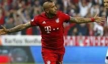 Thắng nhẹ Hertha Berlin, Bayern hướng tới trời Âu