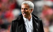 Mourinho ngạo nghễ: