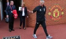 Mourinho sắp đi vào lịch sử Quỷ đỏ