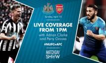 TRỰC TIẾP, Link sopcast xem Newcastle - Arsenal: Vẫn hy vọng ở Mkhitaryan