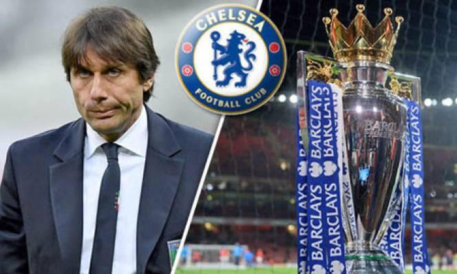 Conte quyết tâm vô địch Ngoại hạng Anh ngay mùa đầu tiên