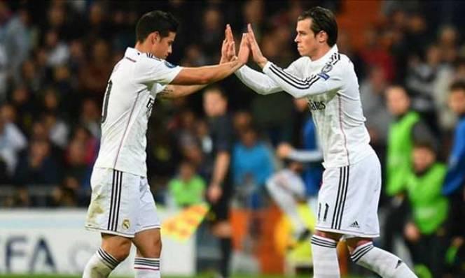 Real đón 2 trọng pháo trở lại trong trận gặp Malaga