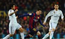 Đội hình siêu khủng kết hợp giữa Barcelona và Real Madrid