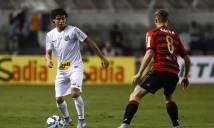 Santos vs Flamengo, 07h45 ngày 04/08: Quyết đấu