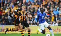 Everton vs Hull City, 22h00 ngày 18/3: Chưa thể thoát hiểm