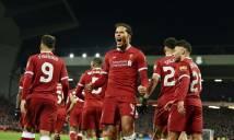 Hạ Everton, Liverpool lập kỉ lục ở derby Merseyside