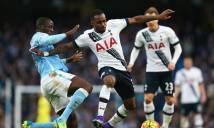 Trước vòng 22 NHA: Hồi hộp chờ đại chiến Man City vs Tottenham