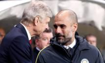 TIẾT LỘ: Pep từng đến tận nhà Wenger bái sư nhưng bất thành